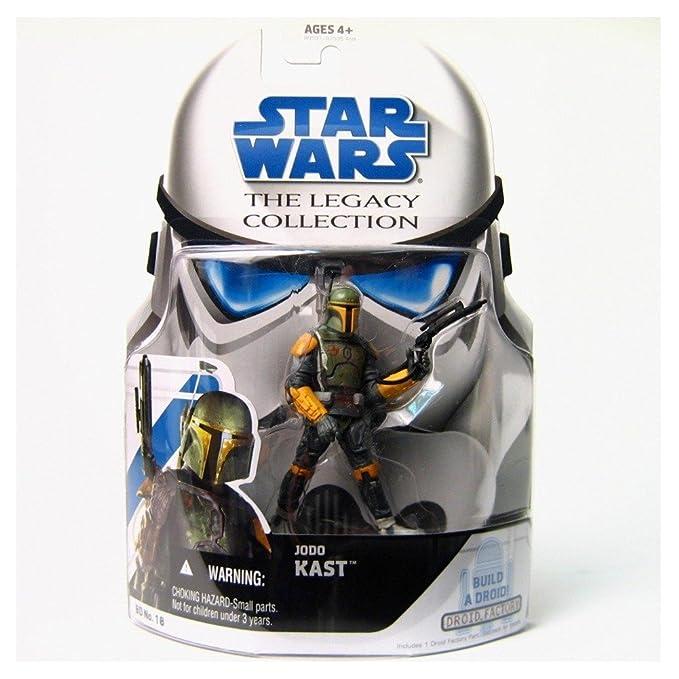 Star Wars Basic Figurejodo Kast