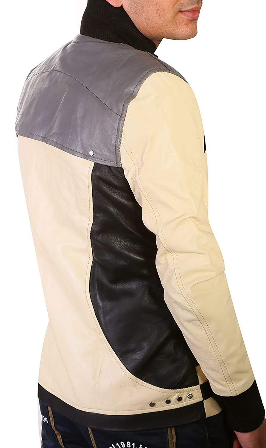 Ferris Bueller's Day Off Men's Leather Jacket