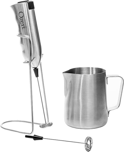 Amazon.com: Ozeri - OZMF2espumador de leche de acero ...