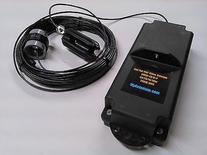Amazon com: End Fed EFHW-4010P 40M-10M wire antenna: Home Audio