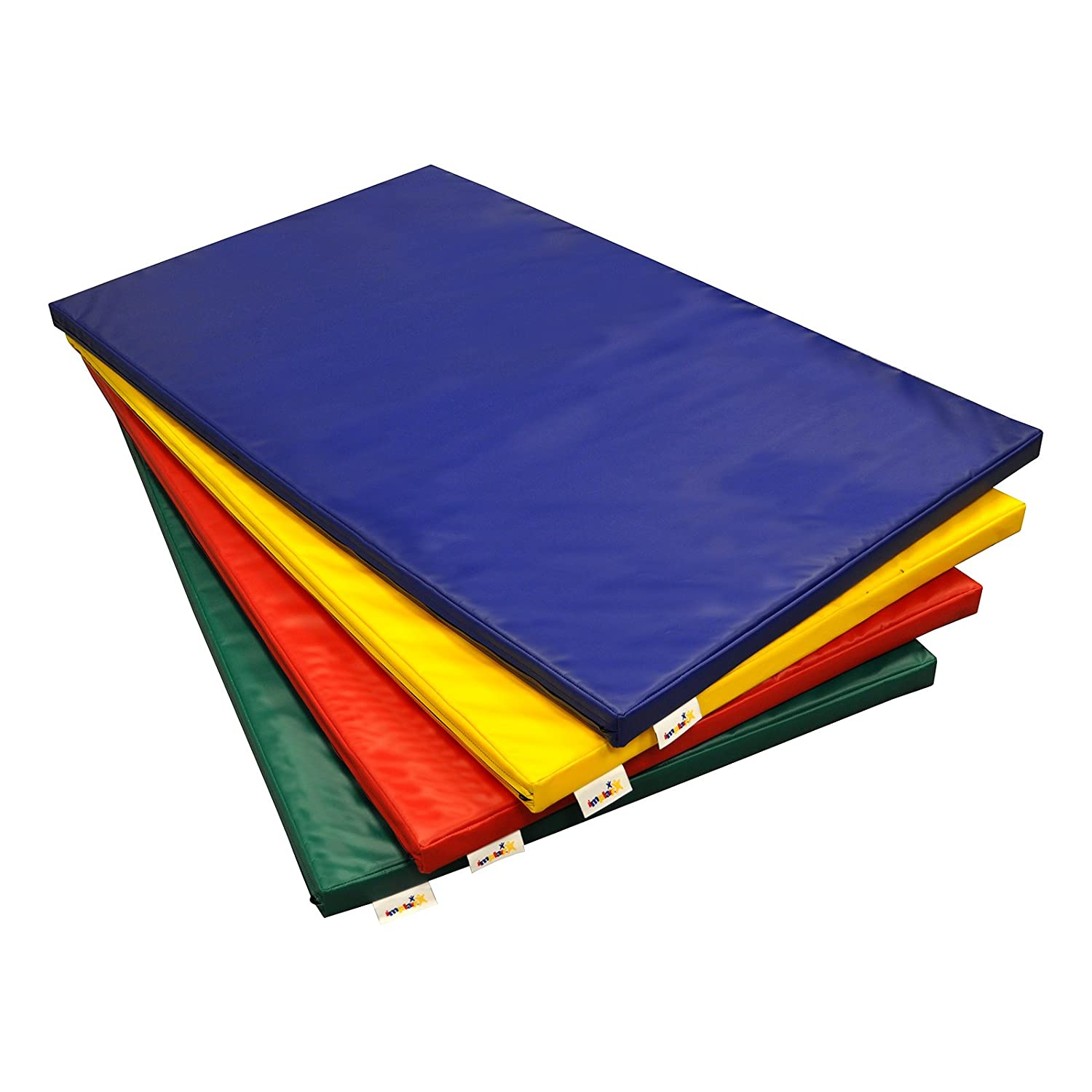 Implay Soft Play Gym Mat Crash Mat Exercise Mat 610gsm PVC