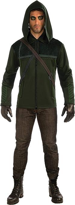 Generique - Disfraz clásico Arrow XL: Amazon.es: Juguetes y juegos