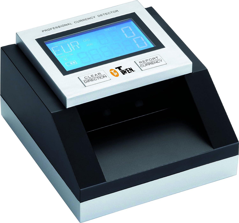 TWEN 397 GP 1601 Detector de billetes falsos 100% EZB - probada: Amazon.es: Oficina y papelería