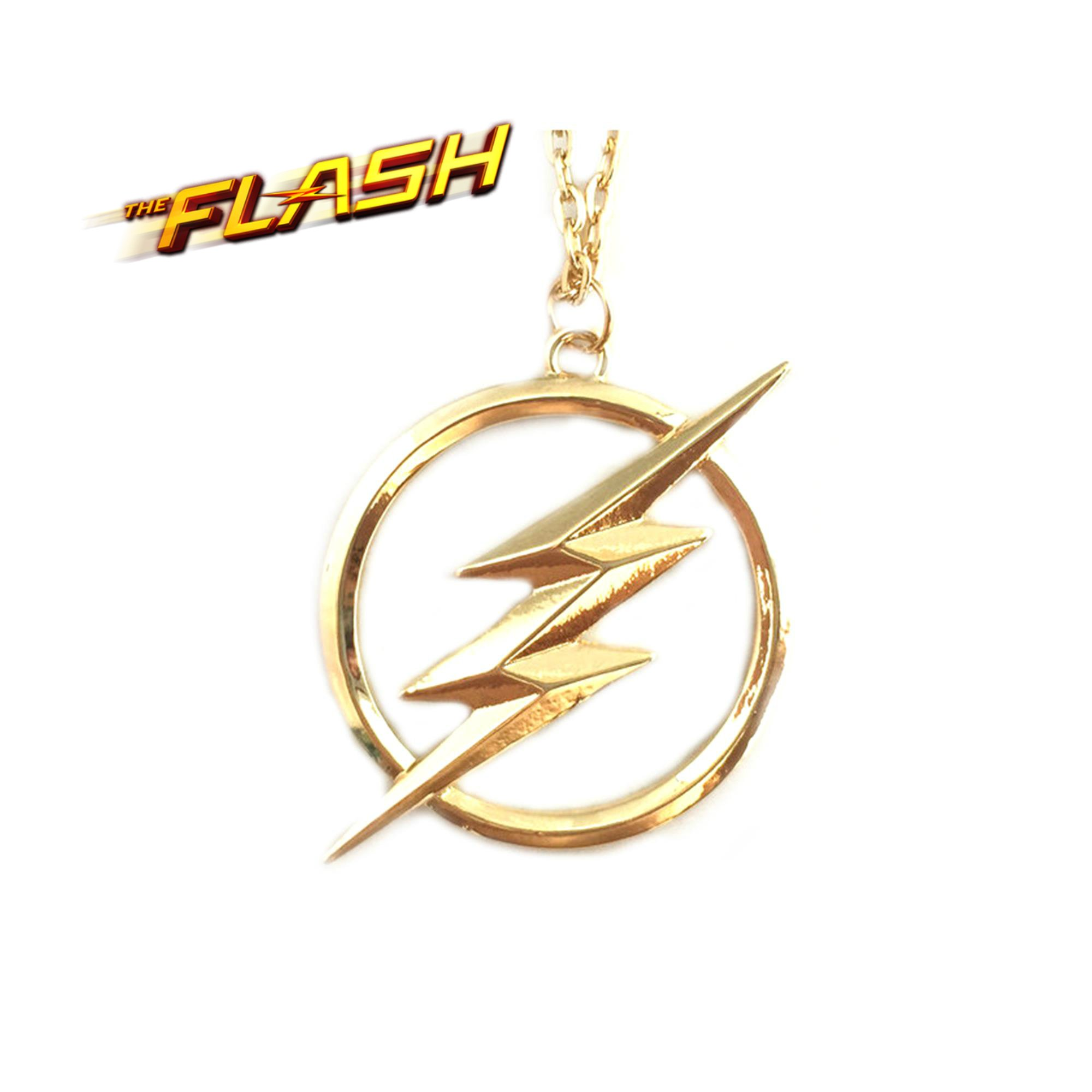 Athena Brand DC Flash Necklace By