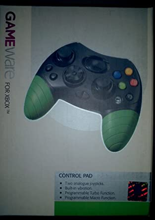 GAMEWARE CONTROL PAD DRIVER PC