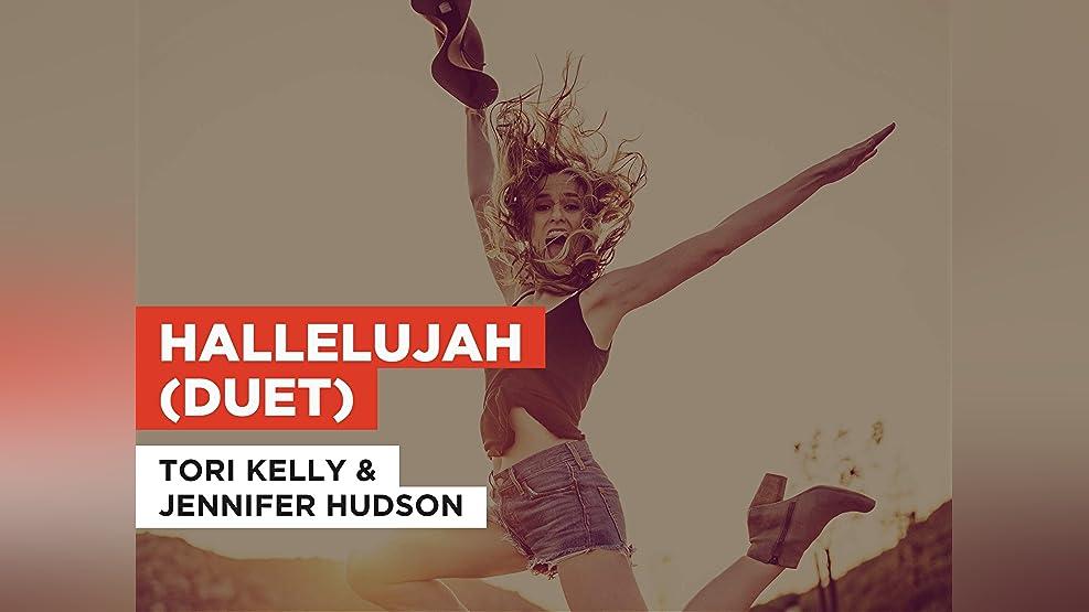 Hallelujah (Duet) in the Style of Tori Kelly & Jennifer Hudson