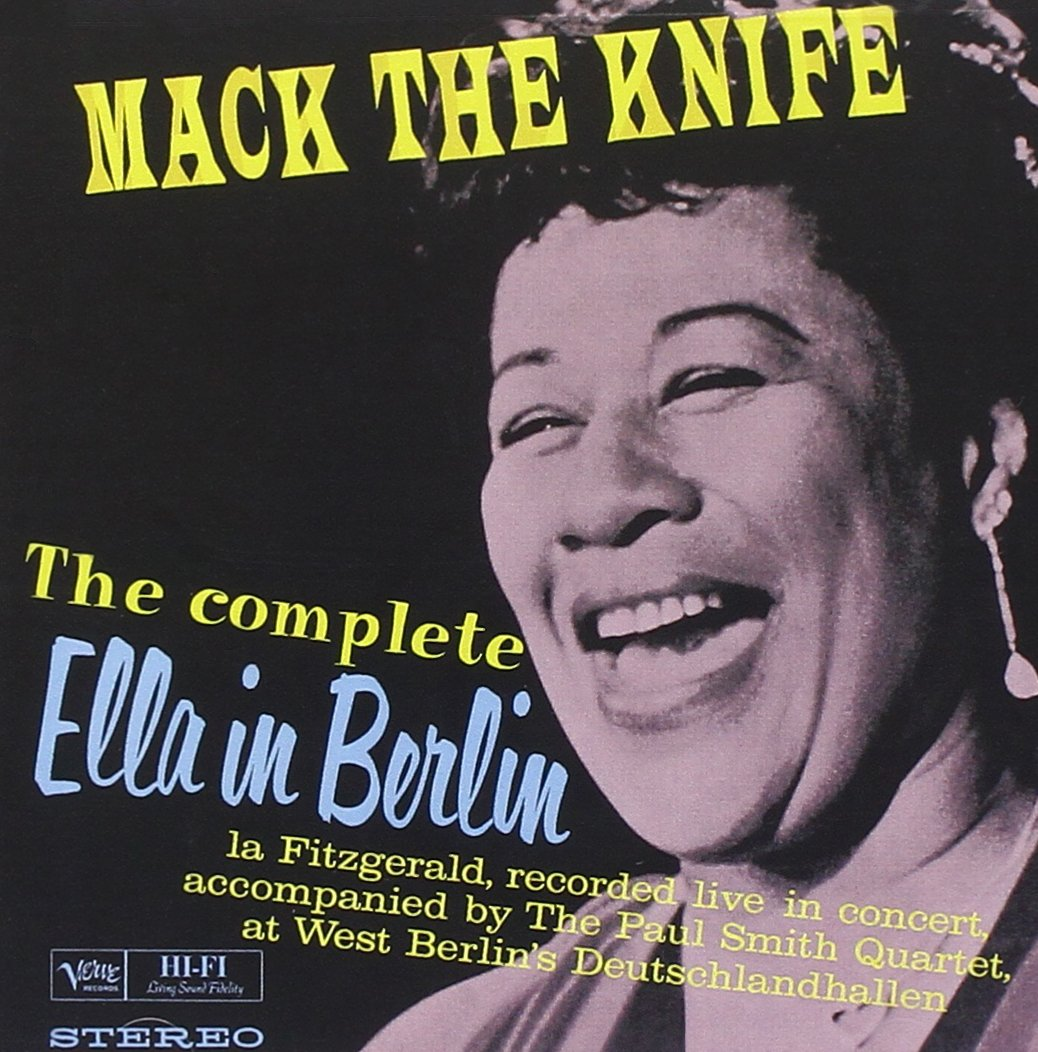 Mack the Knife: The Complete Ella in Berlin by Polygram