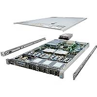 4x 300GB SAS 32GB H700 RPS Dell PowerEdge R610 Server 2x 2.4 GHz Quad Core