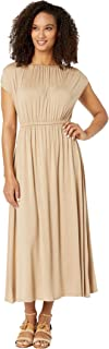 product image for Rachel Pally Women's Capsleeve, Crewneck Midi Dress