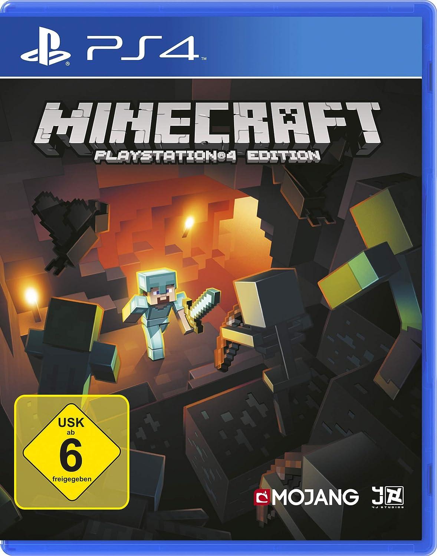 Minecraft - Playstation 4 Edition [Importación Alemana]: Amazon.es: Videojuegos