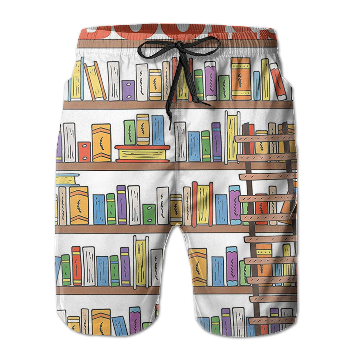 ed42925a03 Amazon.com: YongColer Mens Big & Tall Swim Trunks Board Shorts Basic  Swimwear with Pockets: Clothing