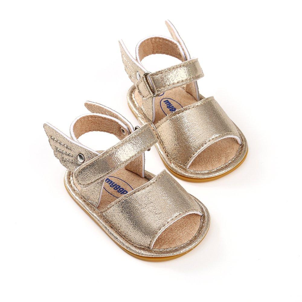 MK Matt Keely B/éb/é Gar/çons Filles Ailes des Sandales Bambin /Ét/é Chaussures Premiers Pas