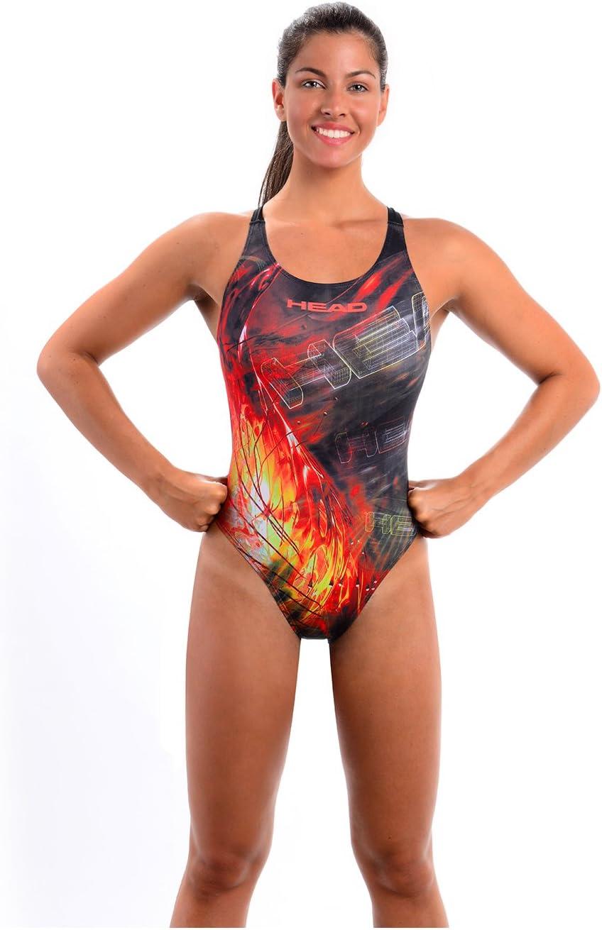 Head Reel Costume Olimpionico Donna