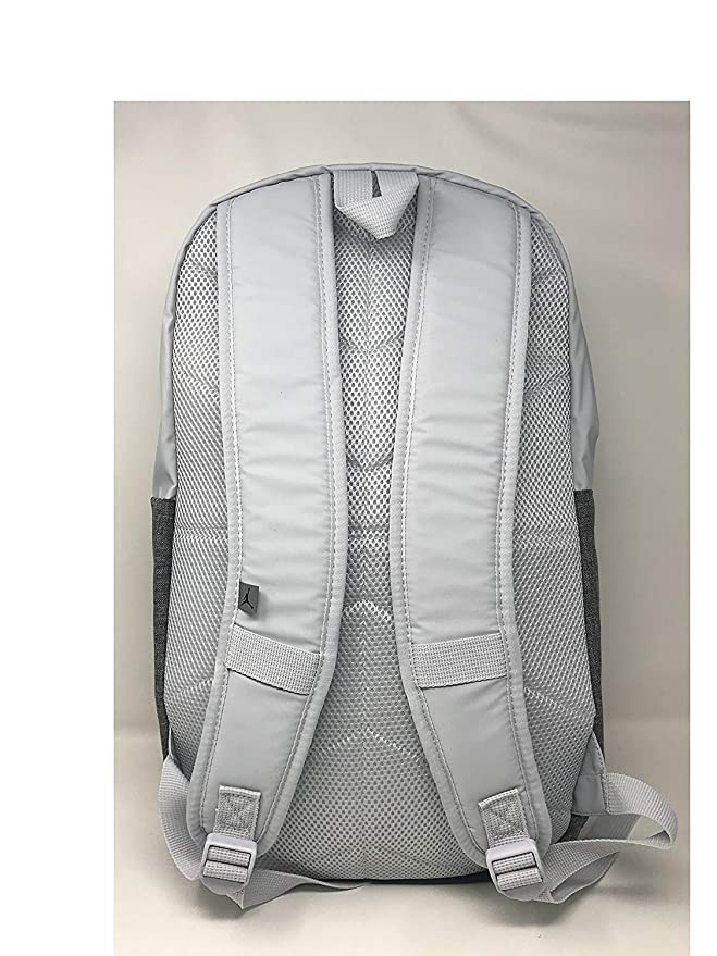 a09818cc8bb6 Amazon.com  Jordan Brand Jumpman Backpack   Matching Insulated Lunch Tote  (Pure Platinum)  Computers   Accessories