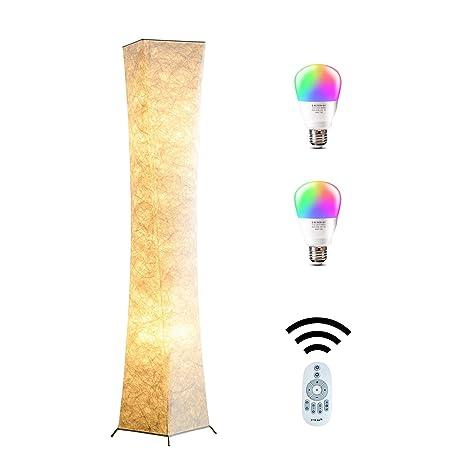 Amazon.com: Chiphy RGB SF21X-107(A)-RGB - Lámpara de pie ...