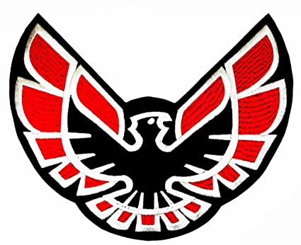 Amazon Mnc Patch Big Patch Bald Pontiac Firebird Eagle Hawk