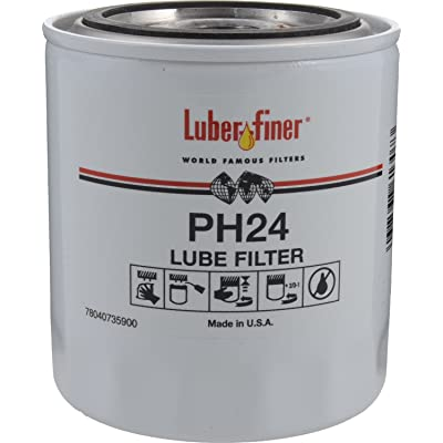 Luber-finer PH24 Oil Filter: Automotive