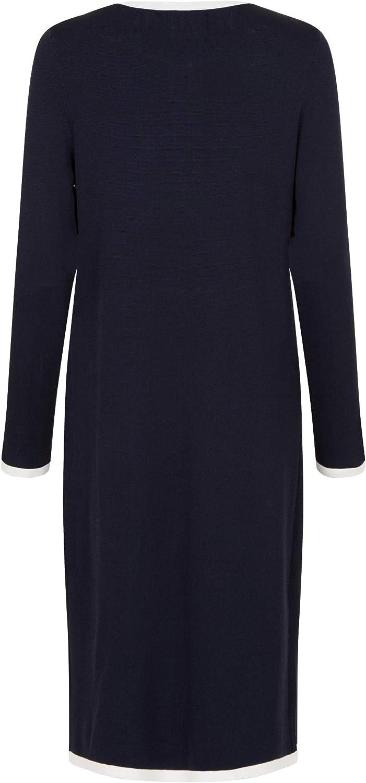 Promiss Ss20 Women's Knitwear Kanise Dark Blue