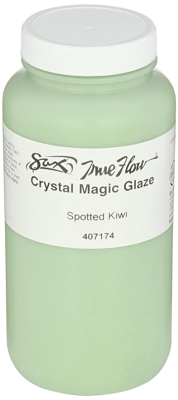 Sax True Flow Crystal Magic Glaze - 1 Pint - Spotted Kiwi School Specialty 407174