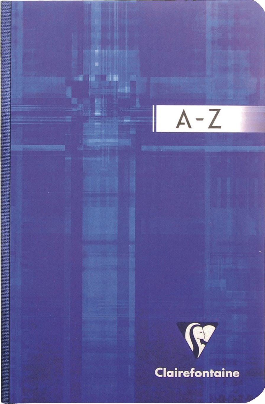 Clairefontaine 8509C Registbuch Spirale, kariert, 9.5 x 14 cm, 90 Blatt,  farblich sortiert Exaclair GmbH LIB3329680850901