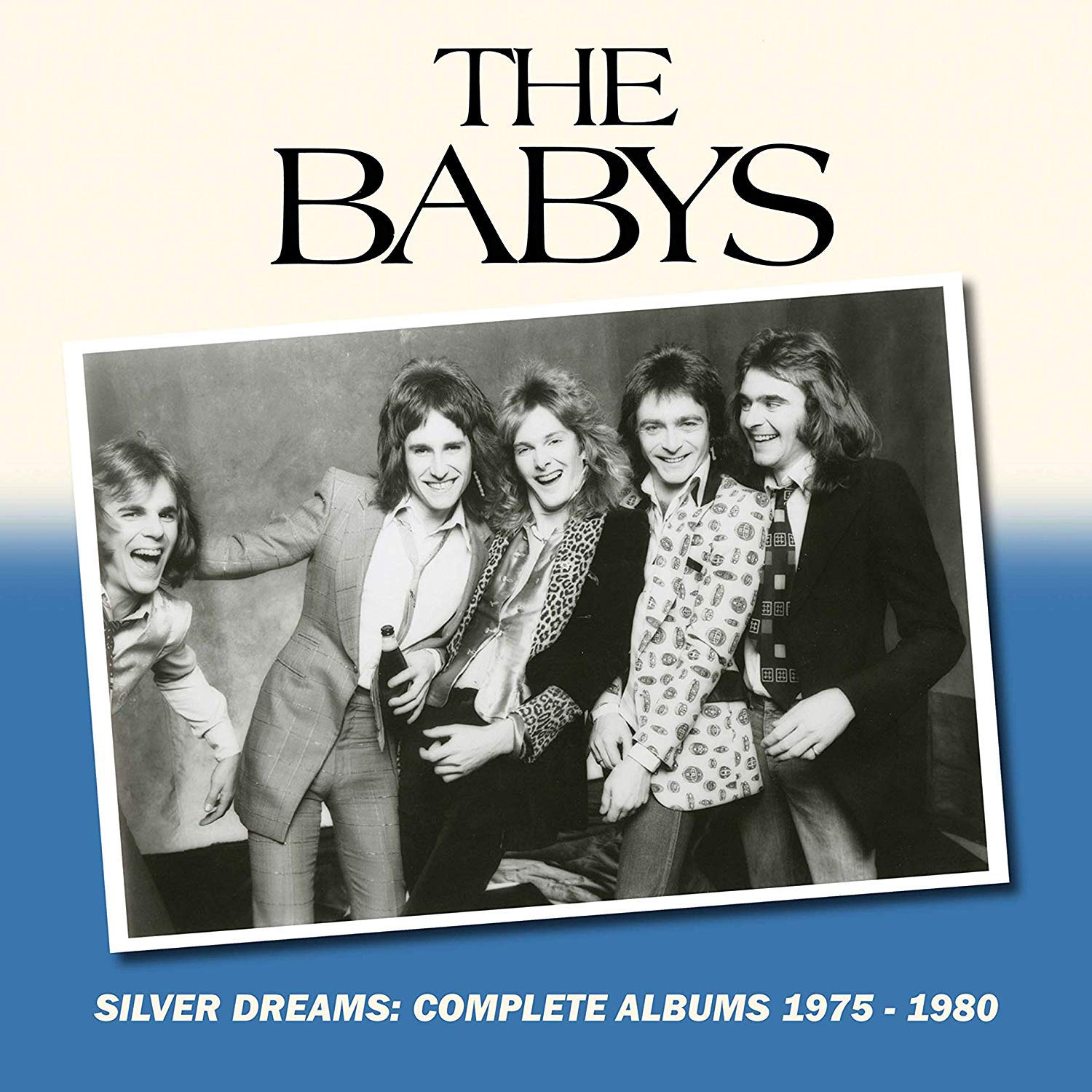 Silver Dreams: Complete Albums 1985-1990 (6CD Clamshell Boxset )