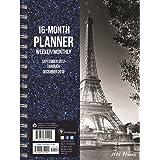 2018 Paris Weekly Planner
