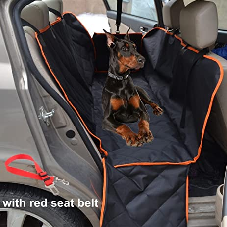 Amazon.com: Mydays Waterproof Quilted Soft Hammock Seat Cover with ... : quilted bench seat cover - Adamdwight.com