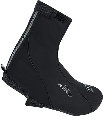 chaussettes GORE WEAR Floxyd Road Sur-Chaussures Noir FR 39-42 Taille Fabricant : 39-41