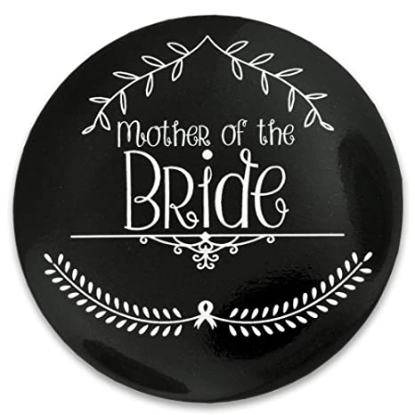 PinMart/'s Wedding Day Bachelorette Bridal Party Mother of the Bride Button
