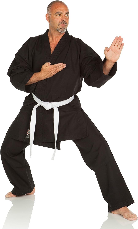 MARTIAL ARTS Gi KUNG FU UNIFORM 0001234567 BLACK Shaolin Wing Chun new G.I BNIP