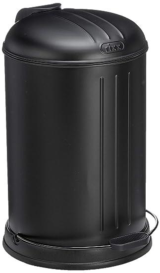 ADomo RX-920071 Rixx - Cubo de basura con pedal (12 L, acero al ...