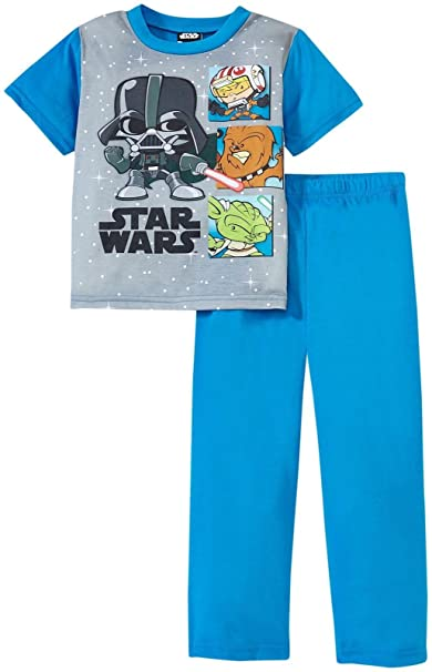 Star Wars Baby Boys Vader Feeling Tod 2pc Set, Blue, ...