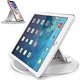 """【2019新版】タブレット スタンド ipad スタンド スマホ スタンド iphone スタンド 卓上 角度調整可能 アルミ合金素材 OBENRI Tablet Stand Designed for iPad Pro Air Mini iPhone XS MAX XR XS X 8 Plus Nintendo Switch Kindle & All Devices (4~13"""")"""