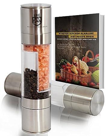 kitchen combo set target stainless steel salt pepper grinder monster all in one online shopping flipkart
