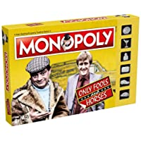 Winning Moves Monopoly-brädspel, Special Edition TV & film (eventuellt inte på tyska)