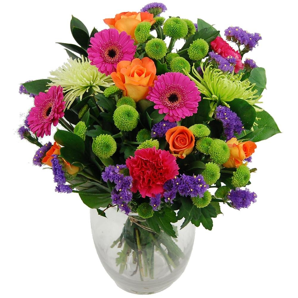 Clare Florist Fun Tutti Frutti Fresh Flower Bouquet