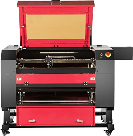 Orion Motor Tech CO2 Laser Tube for Laser Engraver Cutting Engraving Machine 50W