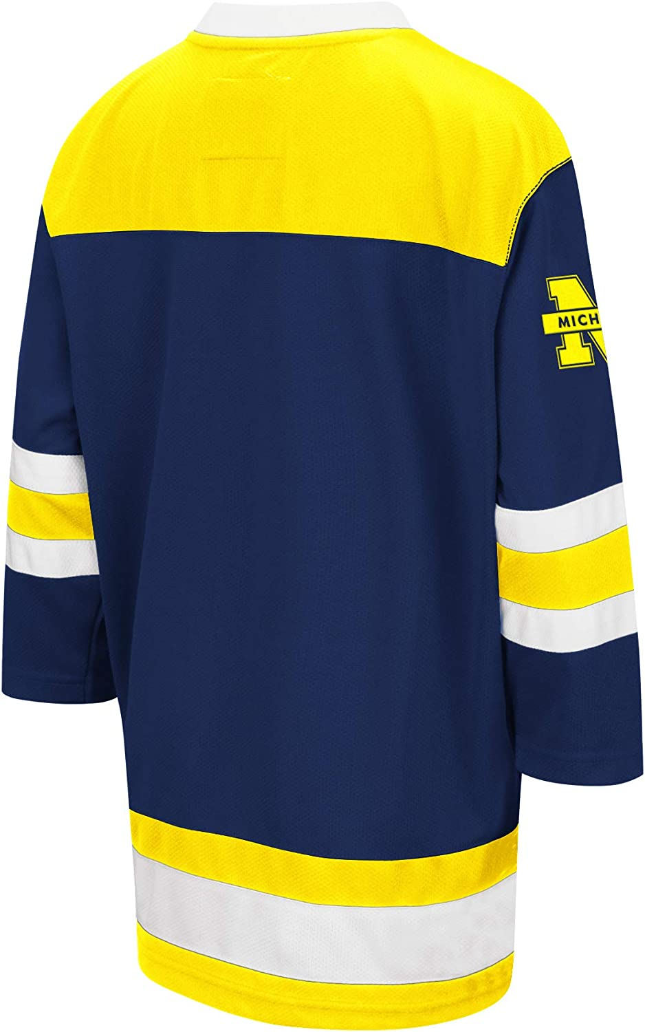 Colosseum NCAA Youth Boys Athletic Machine Hockey Sweater Jersey