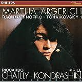 Rachmaninov: Pno Cto No.3 / Tchaikovsky: Pno Cto No.1