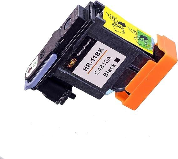Lucky puente 1PK HP11 C4810 A – Cabezal de impresión compatible ...
