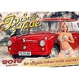Der offizielle Trabant Erotik Kalender Super Pappe 2018
