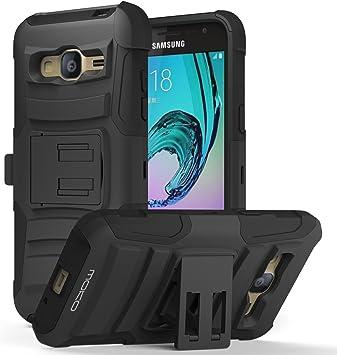 MoKo Galaxy J3 Funda - Premium Full Body Resistente / Absorbente ...