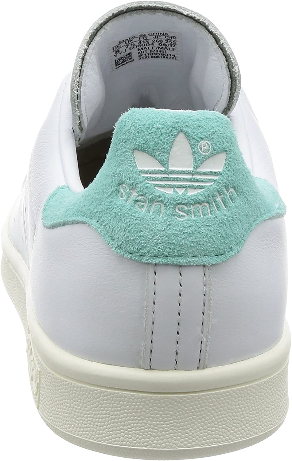 adidas Originals Stan Smith Wit (FTWRBLANCO)