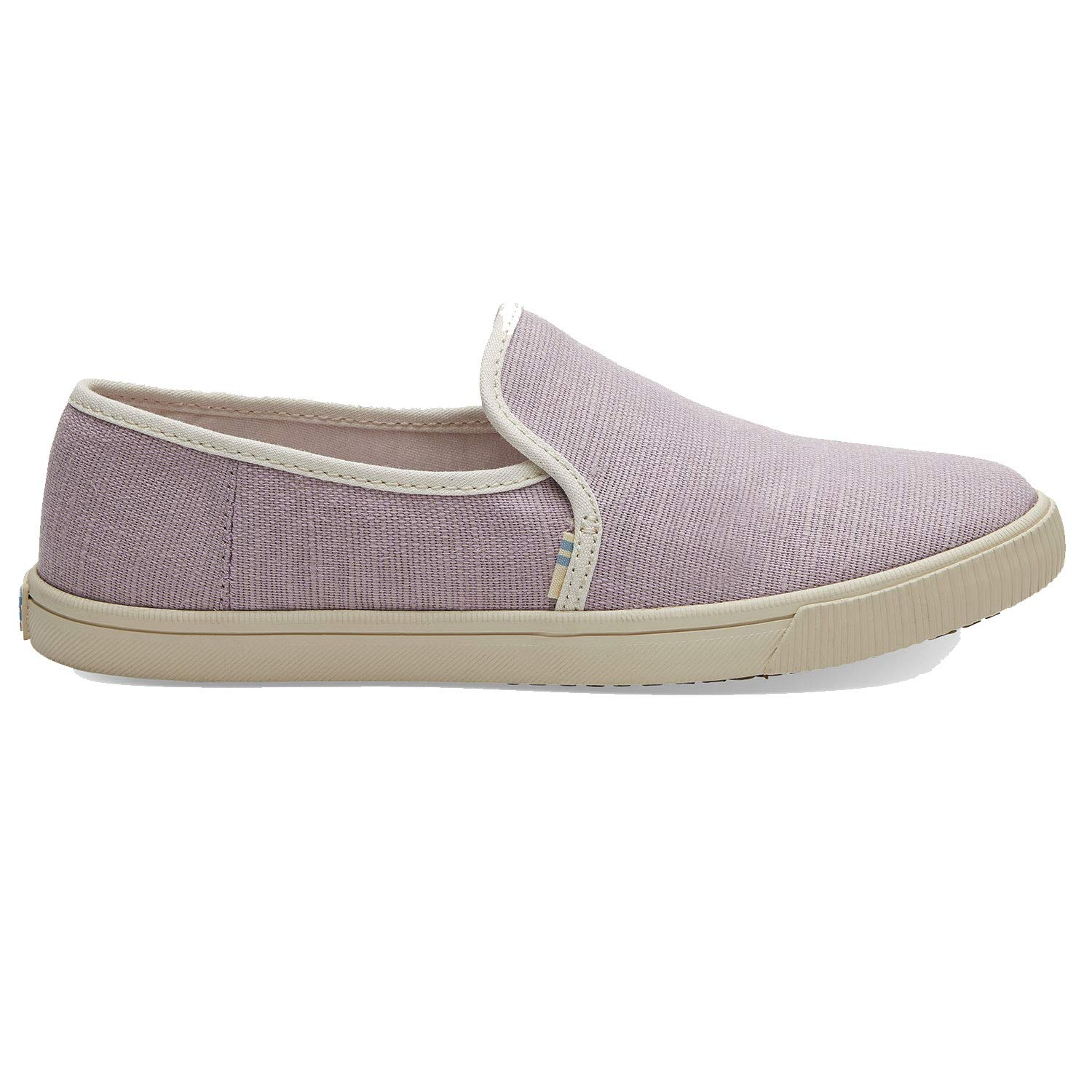 ef3ce816f Galleon - TOMS Burnished Lilac Heritage Canvas Women's Clemente Slip-Ons  Topanga Collection 10013383 (Size: 6.5)