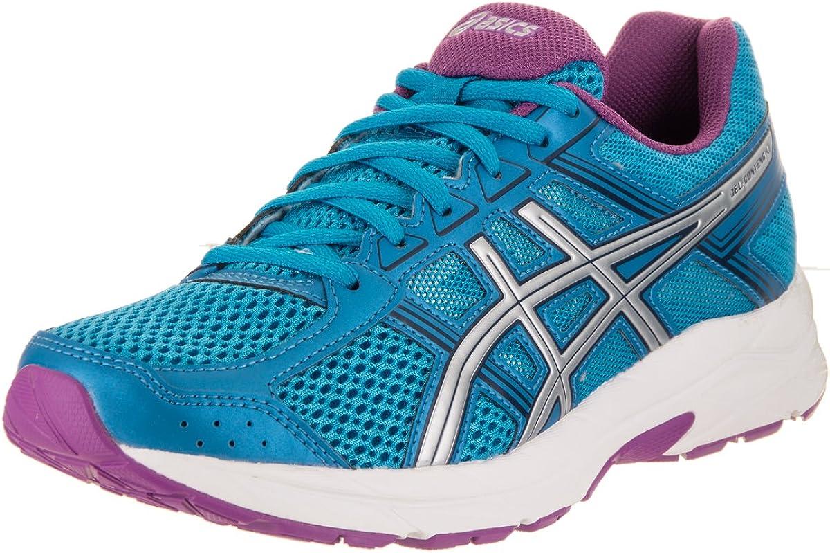 ASICS Women's Gel-Contend 4 (D) Wide Running Shoe: Amazon.co.uk ...