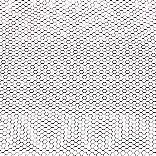 Tenax 72120546 Hex Poultry Fence, 3