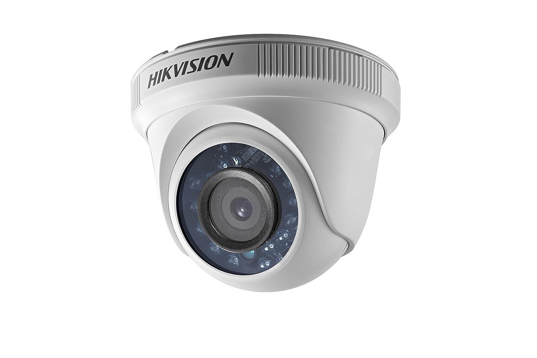 DS de 2ce56d0t de IRF (3,6 mm) Hikvision, 2 Mpx 4 en 1 de tvi/CVI de/AHD de/CVBS -- Dome Cámara (IP66) 2 Mega Pixeles High Performance CMOS Analog HD Salida ...