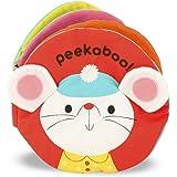 Melissa & Doug Soft Activity Baby Book - Peekaboo