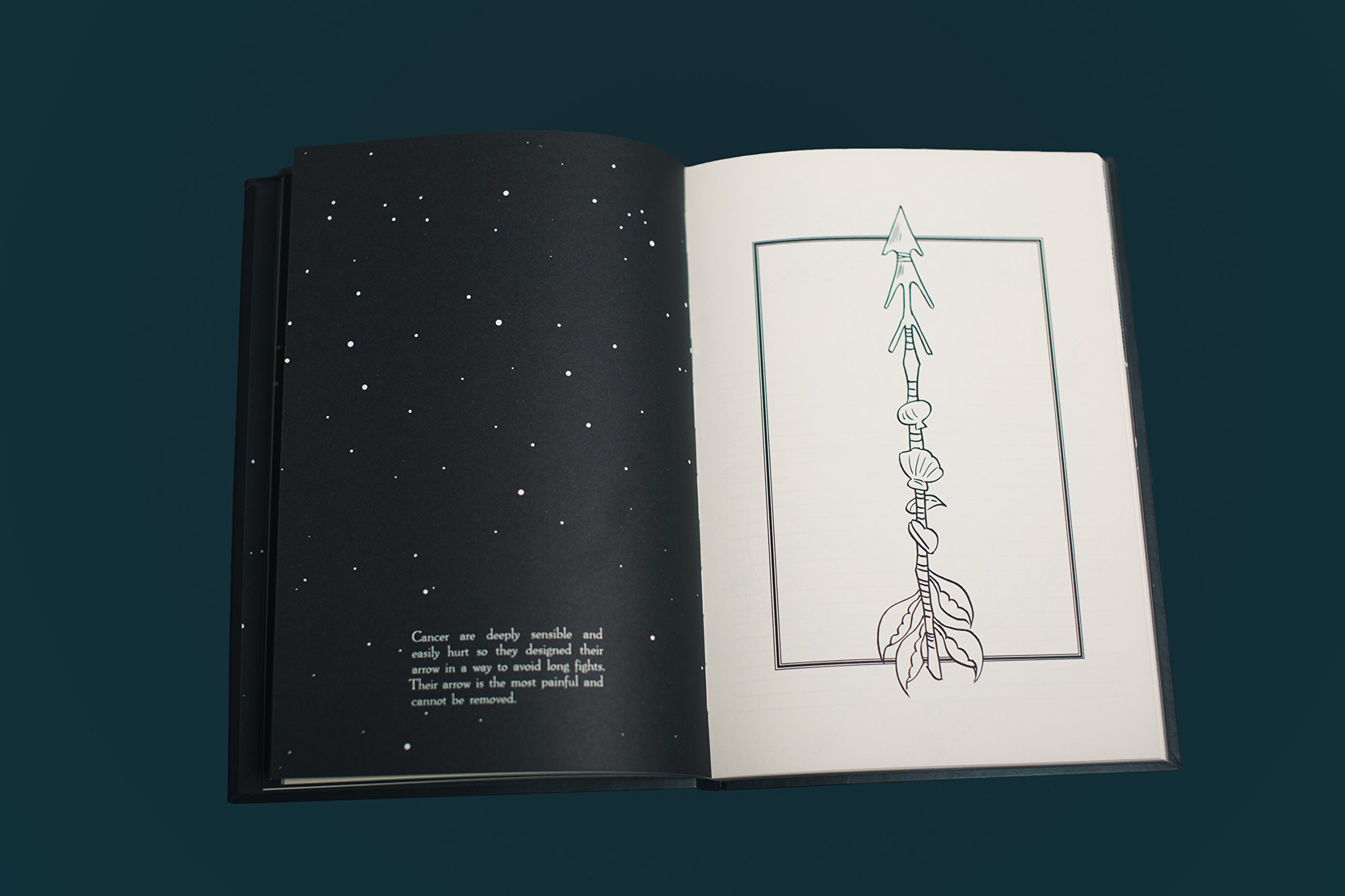 Celestial A Colorable Zodiac Journal  Picolo, Gabriel, Blue Star ...