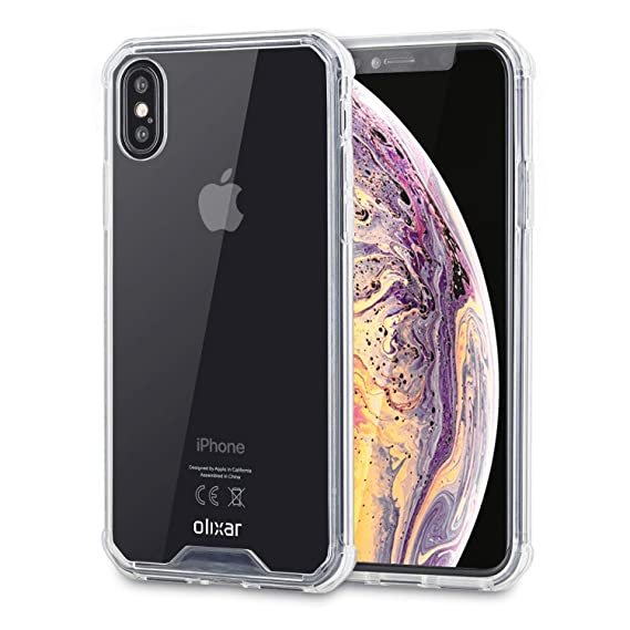 olixar iphone xs case